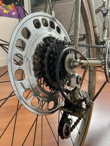 Bicicleta Caloi 10 Ano 1980 Toda Original - Foto 5