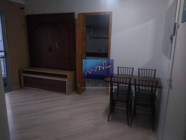 Apartamento residencial à venda, Vila Aricanduva, São Paulo. - Foto 2