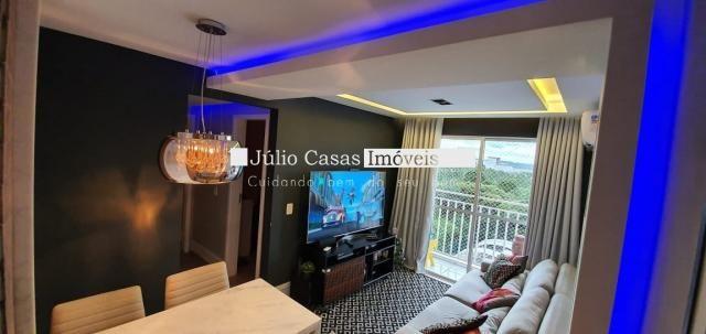Apartamento à venda com 2 dormitórios em Jardim guarujá, Sorocaba cod:29454 - Foto 6