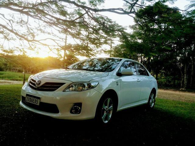 Toyota Corolla automático 2014 por apenas - Foto 7