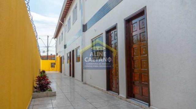 CASA CONDOMINIO 2 DORMS, ANTARTICA APENAS 175 MIL -  PRAIA É AQUI NO LITORAL SUL! - Foto 2