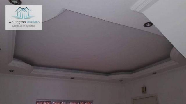 Sobrado com 2 dormitórios à venda, 220 m² por R$ 350.000 - Jardim São Manoel - Guarulhos/S - Foto 20
