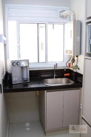 Apartamento com 2 dormitórios para alugar, 69 m² por R$ 2.400,00/mês - Jardim Chapadão - C - Foto 11