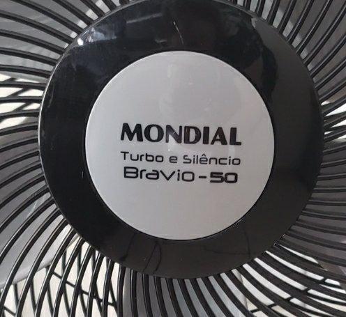 Ventilador Mondial Turbo - Foto 2