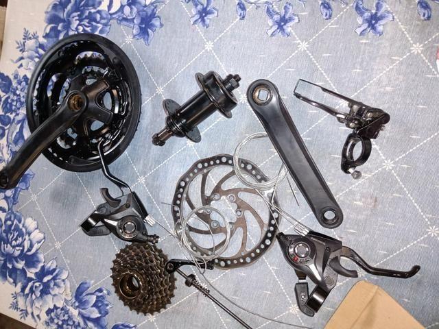 Vendo kit para Bike - Foto 2