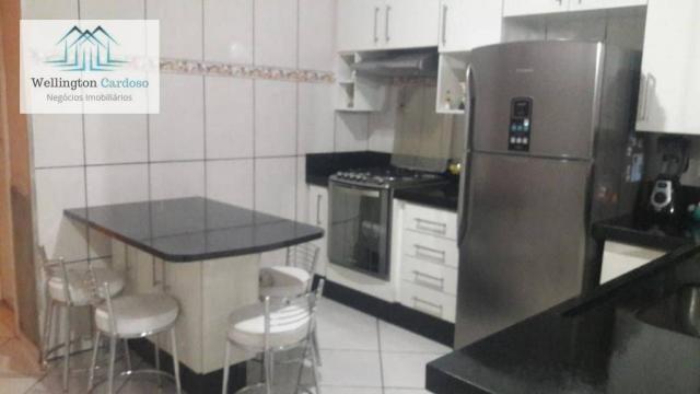 Sobrado com 2 dormitórios à venda, 220 m² por R$ 350.000 - Jardim São Manoel - Guarulhos/S - Foto 2