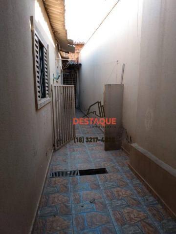 Casa com 2 dormitórios para alugar, 200 m² por R$ 700,00/mês - Parque José Rotta - Preside - Foto 7