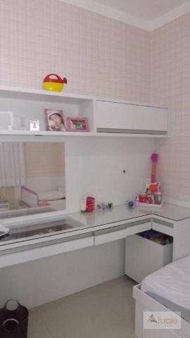 Casa com 3 dormitórios para alugar, 195 m² por R$ 2.605,00/mês - Residencial Real Parque S - Foto 17