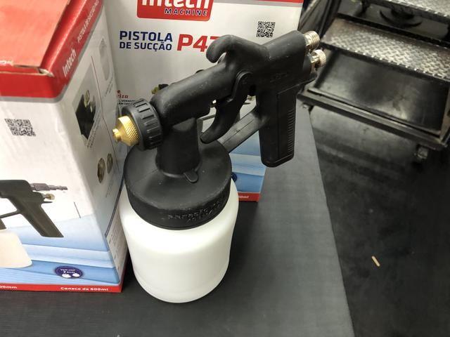 Pistola de Pintura Ar Direto - Foto 2