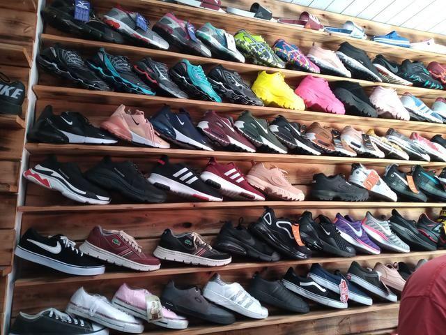 ?promoção ?tênis Adidas Okley naik fila Mizuno e outros - Foto 5