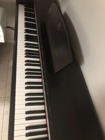 Piano eletrônico yamaha - Foto 3
