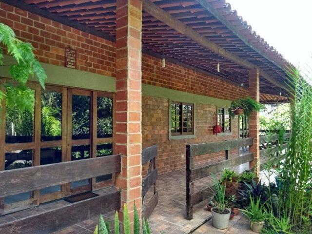 Casa rústica com mirante, em condomínio de Aldeia - Foto 2