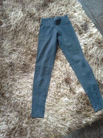 Legging preta tamanho M