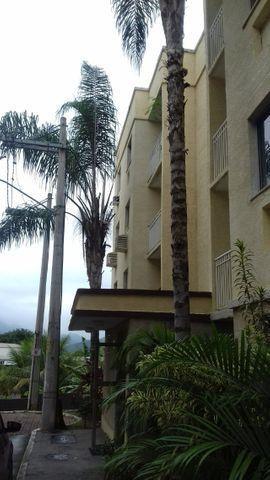 Ótimo apartamento em Campo Grande-2 quartos-aceito terreno, loja ou veículo como entrada - Foto 13