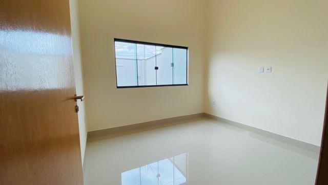 Casa Nova, Linda, Acabamento Impecável - 03Qtos, Quintal + Ampla Área Gourmet!! - Foto 9