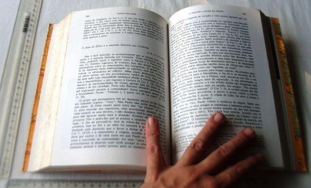 Livro Religioso - Paulo de Tarso - Grandes Biografias - Josef Holzner - 1994 - Foto 5