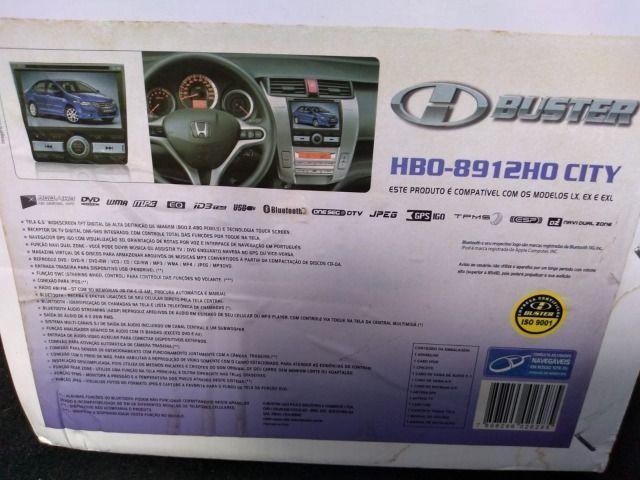 Dvd automotivo, marca Buster, para Honda - Foto 3