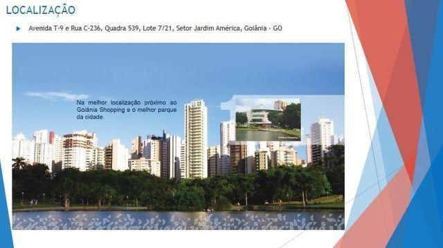 Apartamento 2 Quartos/suíte - Jardim América - Avenida T-9 - Foto 6