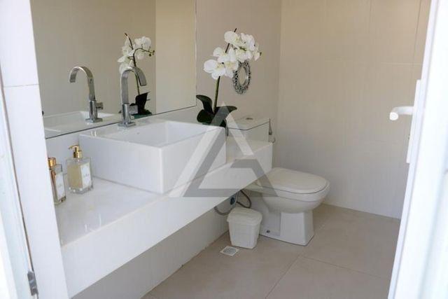 Casa de luxo mobiliada 6 quartos em Guarajuba/Camaçari-BA - Foto 11