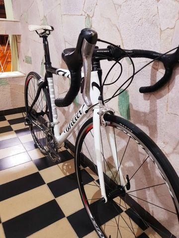 Bicicleta Speed Wilier Triestina Mortirolo - Carbono - Foto 5