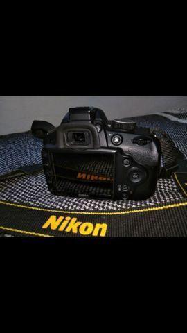 Câmera Nikon D3200 - Foto 5