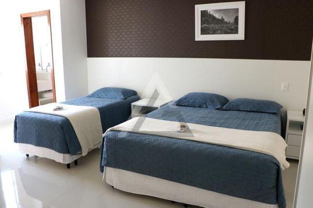 Casa de luxo mobiliada 6 quartos em Guarajuba/Camaçari-BA - Foto 17