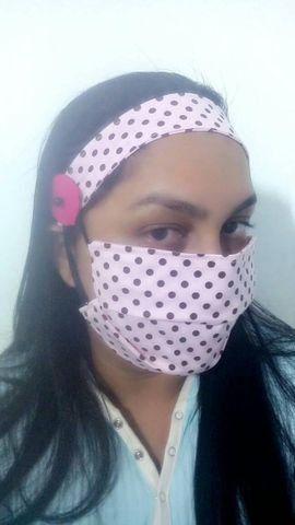 Vendendo Toucas Hospitalar e Cirúrgica ; Máscaras De Vários Formatos , Proteção á Saúde ! - Foto 6