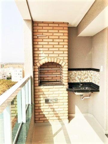 Apartamento Novo com Fino Acabamento 3/4 Suíte Varanda Gourmet - Ao lado da UFU - Foto 4
