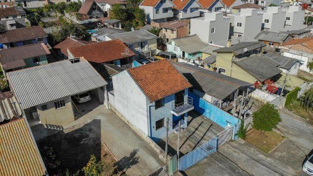 TE0078 Terreno com duas casas no Bairro Alto - Curitiba PR - Foto 4