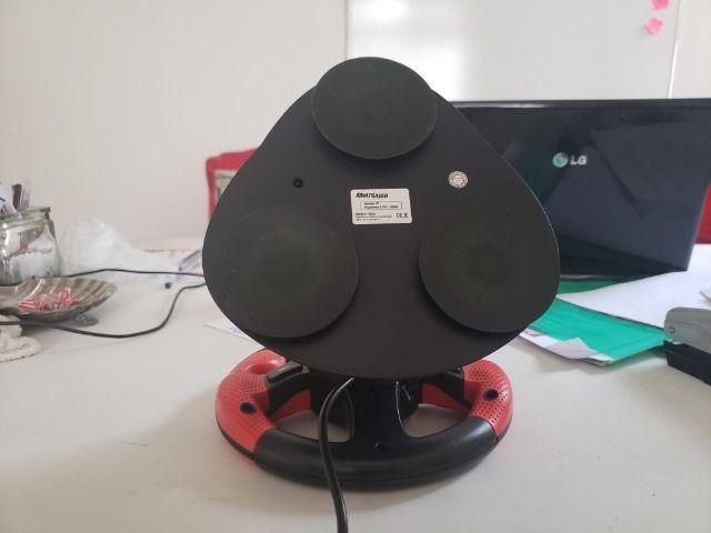 Volante pra PC e PS2 - Foto 3