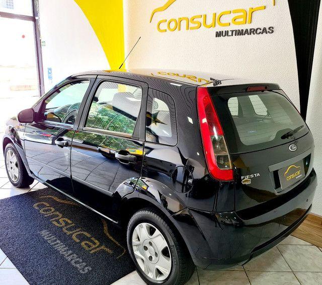 Fiesta 1.6 Flex Zetec Rocam 2012 - Foto 7