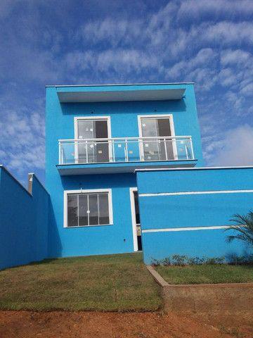 Linda Casa Duplex R$ 200.000-Itaboraí - Foto 2
