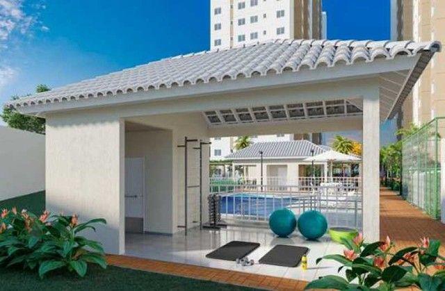 Apartamento à venda com 2 dormitórios em Setor norte ferroviário, Goiânia cod:VIAP20002 - Foto 4