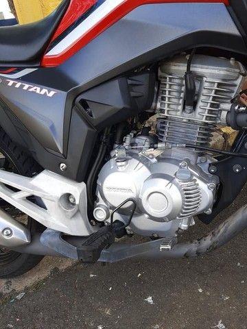 Titan 160cc Vermelha Promoção - Foto 3