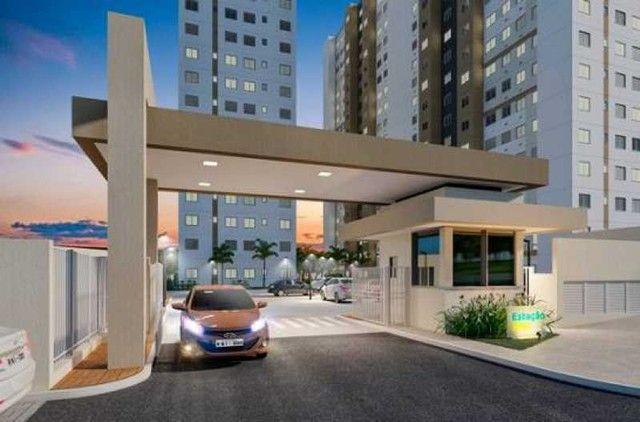 Apartamento à venda com 2 dormitórios em Setor norte ferroviário, Goiânia cod:VIAP20002 - Foto 2