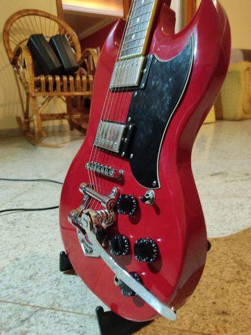 Guitarra SG Shelter Custom - Foto 2