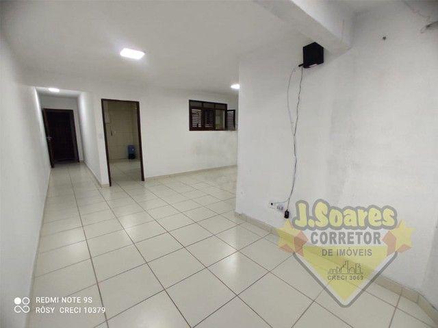 Bessa, 3 quartos, DCE, suíte, 95m², R$ 1.500 C/Cond, Aluguel, Apartamento, João Pessoa - Foto 3