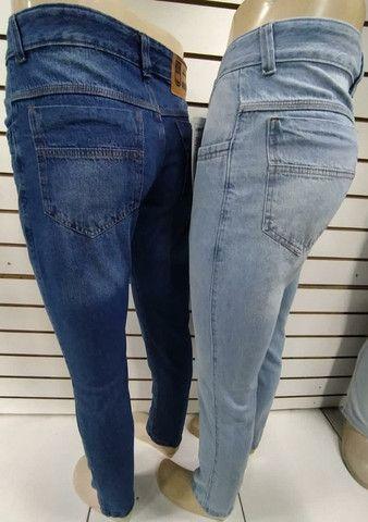 Calça jeans 100% - Foto 6