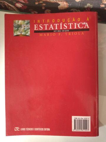 Introdução à Estatística Mario F. Triola  - Foto 2