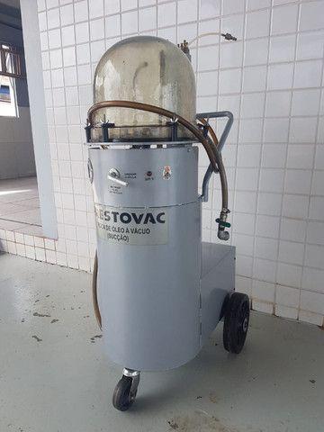 Máquina Troca de Óleo a Vácuo Prestovac - Foto 7
