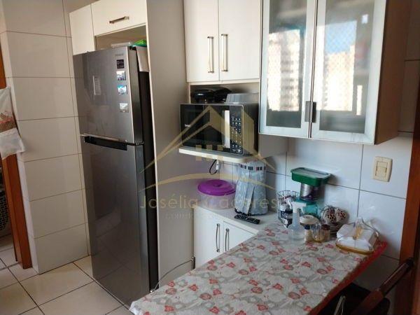 Apartamento com 3 quartos no Edifício Goiabeiras Tower - Bairro Duque de Caxias II em Cui - Foto 3