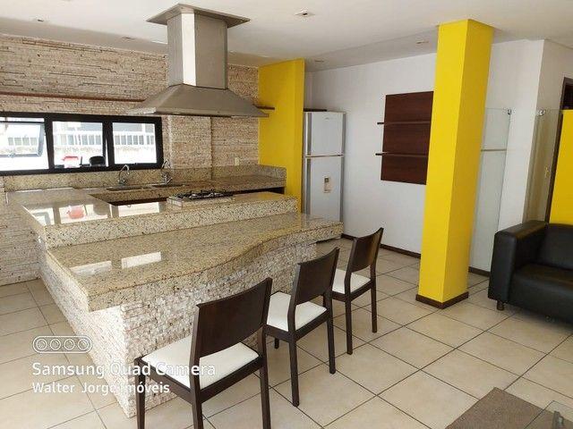 Apartamento a venda Pituba, 2/4 garagem vista mar, a 250Mts da Praia - Foto 19