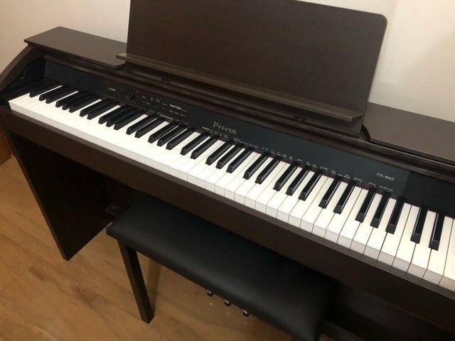 Piano Casio Privia PX 860 - Foto 2
