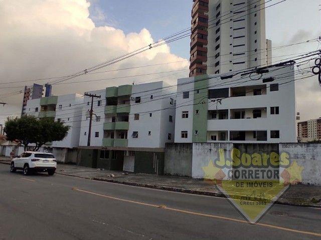 Bessa, 3 quartos, DCE, suíte, 95m², R$ 1.500 C/Cond, Aluguel, Apartamento, João Pessoa - Foto 13
