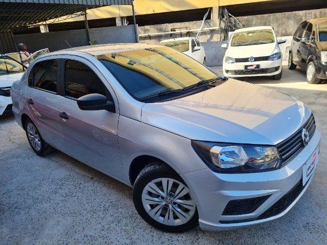 Volkswagen Voyage - 2019 Com GNV - Imperdível
