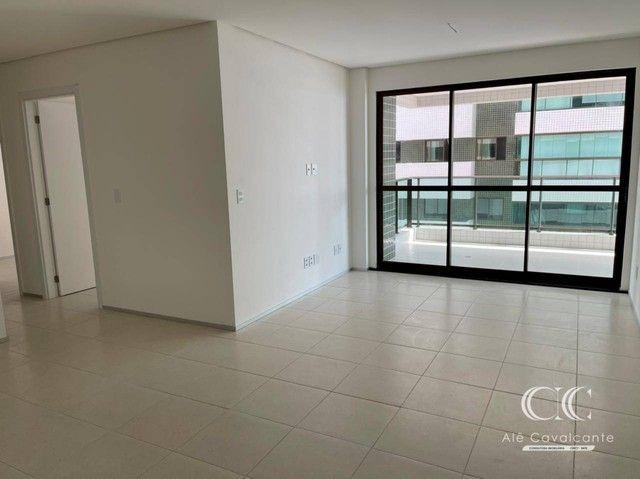 Apartamento com 3 dormitórios à venda, 114 m² por R$ 950.000,00 - Guaxuma - Maceió/AL - Foto 4