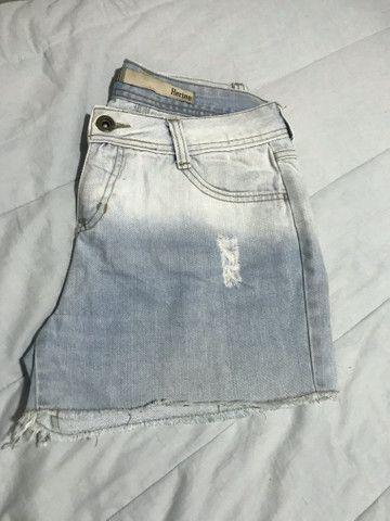 Short jeans Hering - Foto 3