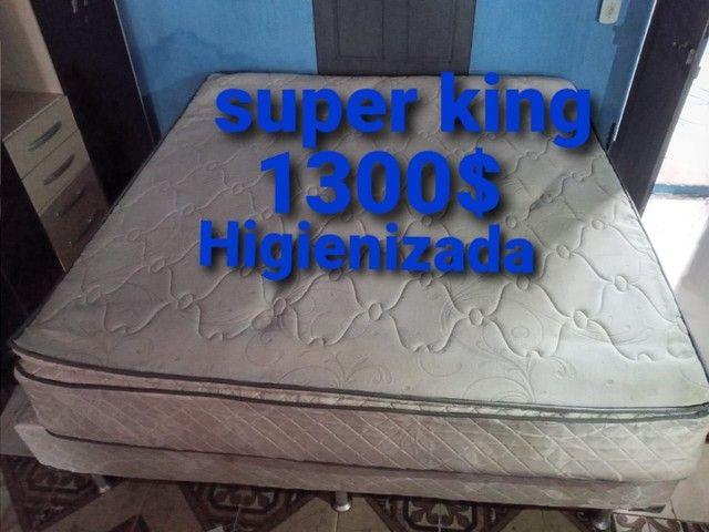 Cama super king