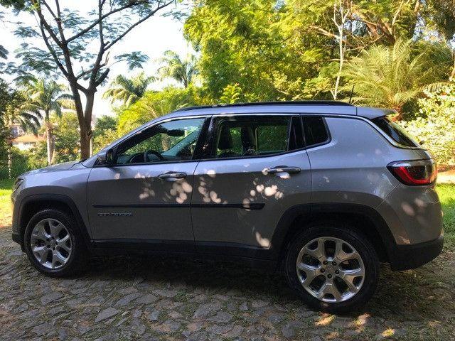 Jeep Compass Longitude 2021 4.700km - Foto 4