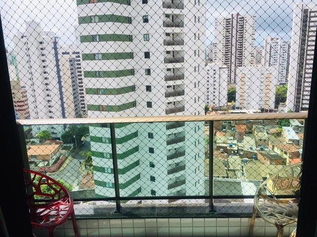 Apartamento à venda, 110 m² por R$ 795.000,00 - Madalena - Recife/PE - Foto 4